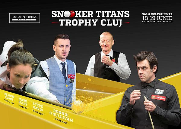 Snooker Titans Trophy Cluj - 2